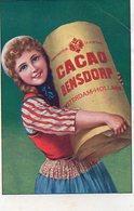 ¤ CP Publicité Pour La Cacao Bensdorp - Publicité
