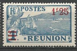 REUNION N° 104 NEUF** LUXE SANS CHARNIERE / MNH - Réunion (1852-1975)