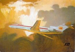 Aviation Avion Avions IB  IBERIA BOEING 727/256  *PRIX FIXE - 1946-....: Moderne