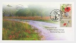 Israel - Postfris / MNH - FDC Memorial Day 2018 - Israël