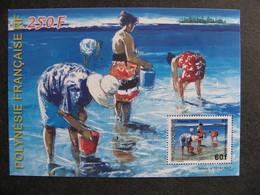 Polynésie:  TB BF N° 30, Neuf XX. - Blocs-feuillets