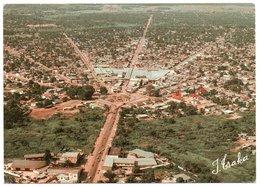 CONGO-POINTE NOIRE - VUE GENERALE DU ROND POINT LUMUMBA/ THEMATIC STAMP-CHESS / KASPAROV - Pointe-Noire