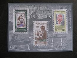 Polynésie:  TB BF N° 34, Neuf XX. - Blocs-feuillets
