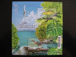 Polynésie:  TB BF N° 44, Neuf XX. - Blocs-feuillets