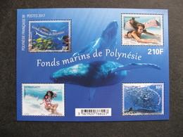 Polynésie:  TB BF N° 45, Neuf XX. - Blocs-feuillets