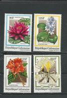 GABON  Scott 556-559 Yvert 554-557 ** (4) Cote 10,00  $ 1984 - Gabon (1960-...)