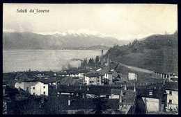 Saluti Da Laveno - Non Viaggiata 1920 Circa - Rif. 16441 - Italia