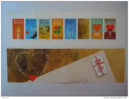België Belgique 1999 Gelegenheidsuitgifte Timbres De Message Boekje Carnet B31 C31 MNH ** C2796 2796-2803 - Booklets 1953-....