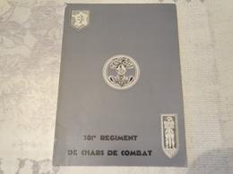 501e REGIMENT DE CHARS DE COMBAT - 1914-18