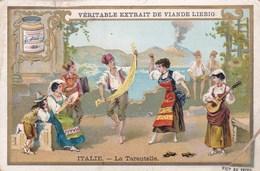 La Tarentelle - Chocolate