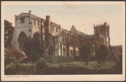 Christchurch Priory, Hampshire, C.1920s - RA Series Postcard - England