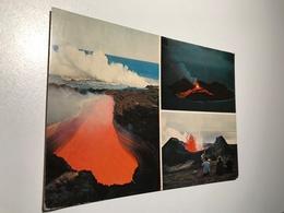 Iceland Island Surtsey Lava Volcano Vulcan 9528 Post Card Postkarte POSTCARD - Iceland