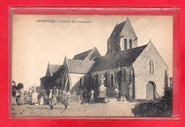 50-CPA AMFREVILLE - France