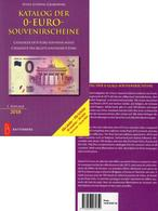 Grabowski-Katalog 0-EURO-Souvenir-Scheine 2018 New 20€ Papiergeld 1.Auflage Money Souvenirnoten Deutsch/english/frz - Inglés