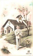 SOUVENIR COMMUNION SOLENNELLE HARRY COULON 15 JUIN 1958 - Religion & Esotericism