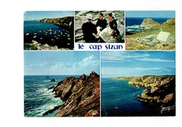 Cpm - CAP SIZUN - Multivues - Coiffe Et Costume - Beuzec-Cap-Sizun
