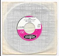 Single 45 Tours Juke Box - DION - Little Diane - Lost For Sure. Vogue 45.1009 De 1962 - Rock