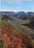 Iceland/Islande/Ijsland/Island Postcard Þórsmörk Unused - Iceland