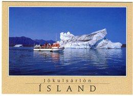 Iceland/Islande/Ijsland/Island Postcard Jökulsárlón Unused - Iceland