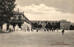 Hanau, Infanterie-Kaserne Und Zeughaus, Um 1910/20 - Hanau