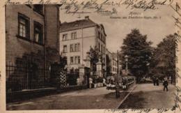Hanau, Kaserne Des Eisenbahn-Regiments Nr. 3, 1926 - Hanau