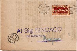Piego Amministrativo ( 211 ) - 6. 1946-.. Repubblica