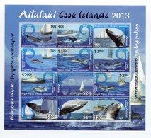 """Aitutaki - Mi.Nr. 889 / 900 - """"Wale"""" ** / MNH (aus Dem Jahr 2013) - Aitutaki"""