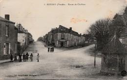 AIZENAY - Route De Challans. - Aizenay
