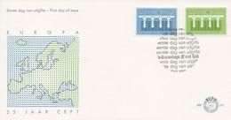 EU196    1984 EUROPA  Pays-Bas  TTB - 1984