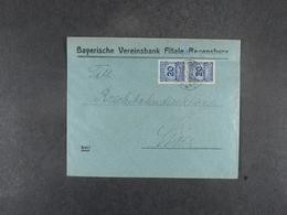 GERMANY 1923- Infaction Cover, Good Franking ( Ref.423) - Briefe U. Dokumente