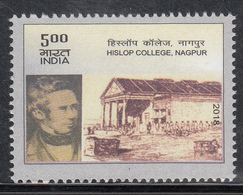 INDIA 2018  HISLOP COLLEGE, NAGPUR, 1v  MNH(**) - India