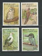 GABON  Scott 750-753 Yvert 740-743 ** (4) Cote 20,50 $ 1992 - Gabon (1960-...)