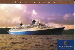 Paquebot France - The Norway - Norwegian Cruise Line - Paquebots