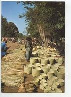 Afrique Burkina Faso - Haute Volta Banfora : Marché Du Dimanche Le Coin Des Paniers - Burkina Faso