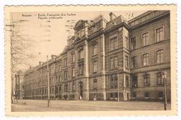 CPA : NAMUR -  Ecole Française Des Cadets - Façade Principale - Namur