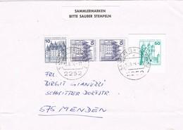 30325. Carta SANKT PETER - ORDING (Alemania Federal) 1984 - [7] República Federal