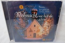 """CD """"Weihnacht, Wie Bist Du Schön!"""" Beliebte Stars Feiern Die Heilige Nacht, CD 1 - Chants De Noel"""