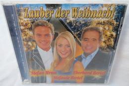 """CD """"Zauber Der Weihnacht"""" Stefan Mross, Eberhard Hertel, Stefanie Hertel - Chants De Noel"""
