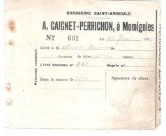 Momignies Brasserie Saint - Arnould - Bière