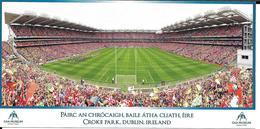 STADE FOOTBALL RUGBY - CROKE PARK - DUBLIN - STADIUM - STADIO- ESTADIO - Football