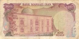 BILLET  IRAN 100 RIALS - Iran