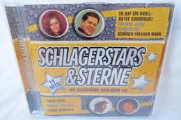 "CD ""Schlagerstars & Sterne"" 14 Hits, Die Ultimative Schlager CD - Compilations"