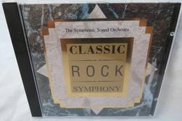 """CD """"Classic Rock Symphony"""" The Symphonic Sound Orchestra - Instrumental"""