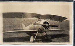 "AVIATION - PHOTO ANCIENNE - AVION  "" MORANE - SAULNIER  "" - CELLULE BERTRAND - Avions"