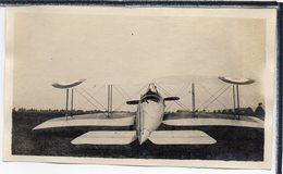 "AVIATION - PHOTO ANCIENNE - AVION  "" MORANE - SAULNIER  "" - AILES BERTRAND - Avions"