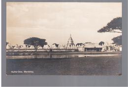 BURMA/ MYANMAR Kutho- Daw Mandalay Ca 1920 OLD PHOTO POSTCARD 2 Scans - Myanmar (Burma)