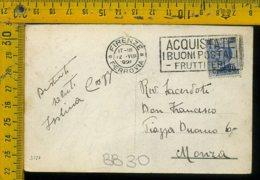 Regno Annullo Meccanico A Targhetta - 1900-44 Vittorio Emanuele III
