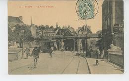DIJON - La Porte D'Ouche (tramway ) - Dijon