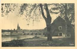 58 - LA CHARITE - Vue Prise De La Saulaie - La Charité Sur Loire