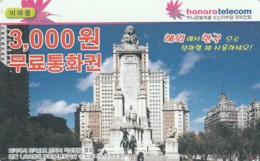 PREPAID PHONE CARD CINA (CX584 - Cina